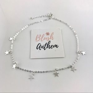 Jewelry - 4 for $25 star sequin choker